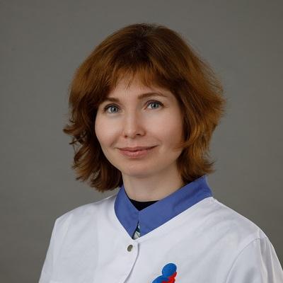 Свистунова Вера Евгеньевна